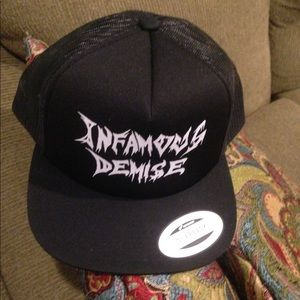 Other - Infamous Demise Hat🤘